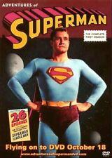 Adventures of Superman - George Reeves DVD Promo Card