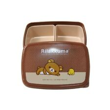 Rilakkuma Japanese Bento Lunch Box With Removable Sections