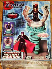 Marvel Legends  X-Men The movie Magneto's Mutant Machine Toy Biz 2000 MIB
