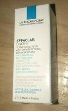 New 3ml size LA ROCHE POSAY Effaclar Duo (+) Anti-imperfections Moisturiser
