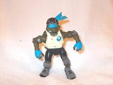Teenage Mutant Ninja Turtles Action Figure 2003 Leonardo 4.5 inch loose