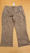 TARGET Women's  Pants Faux Suede Plus Size 22 NWT