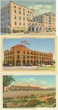 1940s Arizona Hotels - Tucson, Yuma, and Ash Fork
