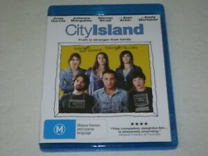 City Island - Brand New & Sealed - Region B - Blu Ray