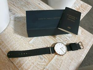 Daniel Wellington 40mm watch