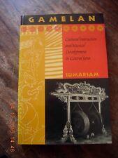 Gamelan Sumarsam 1995 University Of Chicago Press - Ethnomusicology