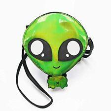 Sleepyville Critters - Green Baby Alien Shoulder Crossbody Bag