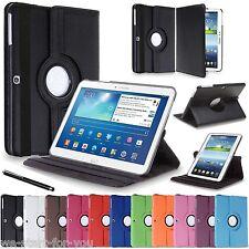 360° Custodia Protettiva+Penna Samsung Galaxy Tab 3 10.1 P5200 P5210 P5220