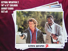 Action 1980s US Lobby Cards