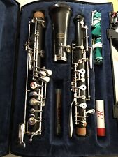 More details for superb  buffet 4121 english thumb plate system wood oboe newly serviced