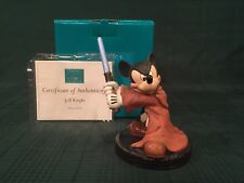 WDCC Star Wars - Jedi Knight Mickey Mouse New in Box