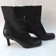 Nine West Leather Solid Boots for Women
