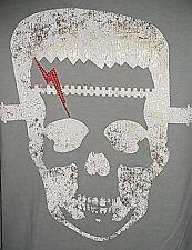 Orig.*LUCIEN PELLAT-FINET*Herren T-Shirt Neu Gr.M Totenkopf Skull