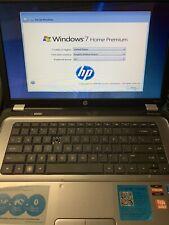 HP Pavilion Notebook PC Model G6-1D60US Windows 7