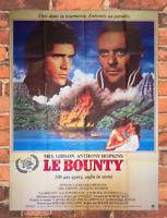 Plakat Kino Le Bounty Mel Gibson Anthony Hopkins 120 X 160 CM