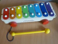 Pull-A-Tune Pull Along Children's Xylophone & Beater
