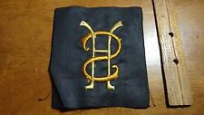 GERMAN ARMY MILITARY PATCH  1930'S OBSOLETE SHOULDER PATCH BXA54