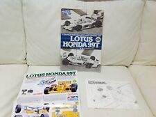 TAMIYA ORIGINAL RC MANUAL 1/10 LOTUS HONDA 99T KIT NO 58068
