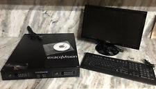 Exacqvision Elp Ip10 08t Elpr P1 W 19 Monitorkeyboarddiscsmouse Pad Mint Con