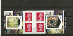 Briefmarken, Elton John- Markenheftchen Skl. , MH 0 - 405**