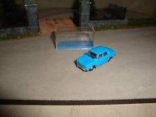 Ancien Micro Norev HO 1/87 - Renault 8 / R8 - FF6