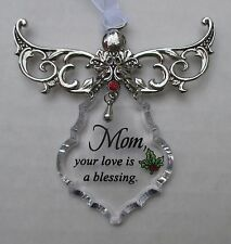 g Mom your love is a blessing angel BLESSINGS CHRISTMAS ORNAMENT ganz