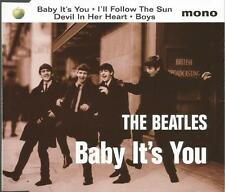 THE BEATLES BABY ITS YOU CD SINGLE MINT UNPLAYED NEW