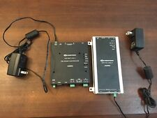 Crestron HDMI Over Fiber Bundle DM-TX-100F Transmitter and DM-RMC-100-F Receiver