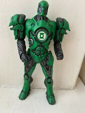 DC COMICS GREEN LANTERN SERIES 4 STEL ACTION FIGURE COLLECTIBLES JUSTICE