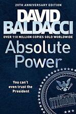 Absolute Power,David Baldacci- 9781447287520