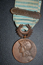 BV Médaille GROS MODULE campagne du LEVANT guerre 14 18 french MEDAL