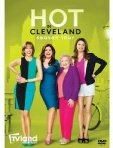 Hot in Cleveland: Season Four [New DVD] 3 Pack, Widescreen, Sensormatic