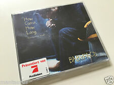Babyface featuring Stevie Wonder: How Come How Long Maxi CD Single