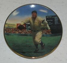 Tris Speaker 1995  Bradford Exchange Mini-Plate Legends Of Baseball