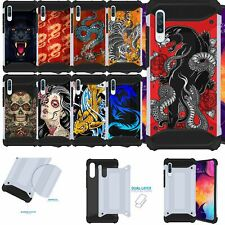 Case for [Samsung Galaxy A20 / A30], Duo Armor Two Piece Slim Case Design