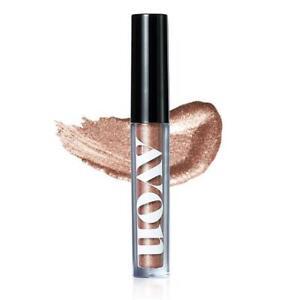 new AVON Glimmer Shadow Liquid Eyeshadow - Peach Sapphire
