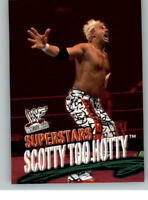 2001 Fleer WWE Wrestlemania #18 Scotty 2 Hotty
