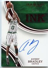 Avery Bradley 2015-16 Panini Immaculate Ink Red Auto Autograph #D /25