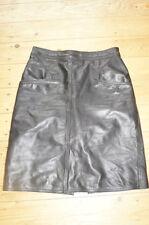 Mod/GoGo Leather Vintage Skirts for Women
