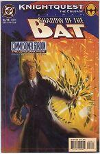 fumetto DC BATMAN SHADOW OF THE BAT AMERICANO NUMERO 28