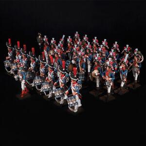 Tin soldier, Full Set of Grenadier Regiment Orchestra, (31 miniatures) 54 mm
