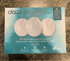 TP-Link AC1300 Deco M5 Set Of 3 Whole Home Wi-fi System