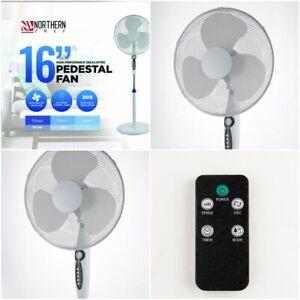 "Fan 16"" Cooling Fan Free Standing Air Electric Fan 48/72 Hour** Free Delivery"