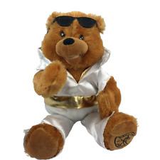 """Elvis Presley Singing Bear Can't Help Falling in Love 14"""""""