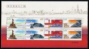 China Stamp 2010-16 Scene of Zhuangjiang River - Guangzhou 广州 M/S MNH