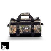 Drake Waterfowl Systems Camo Duffle Duffel Travel Gear Bag