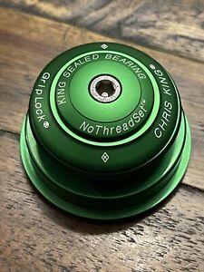 Chris King i2 Headset Emerald Green