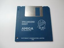 Commodore Amiga SPELLBOUND DIZZY [No Box or Instructions] Disk only.