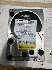"Western Digital WD2003FYYS RE4 Hard Drive 2TB 7200RPM 3.5"" Internal SATA WD"