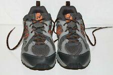 New listing NEW BALANCE 481v3 Running shoes MT481LC3, Gray/Orange, Men's 9.5  4E
